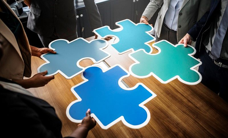 How get teams and units to collaborate effectively for a bigger purpose?